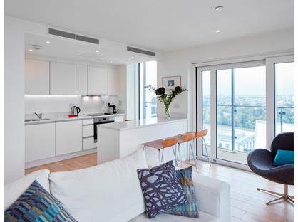 1 Bed Penthouse, Witham House, SW18