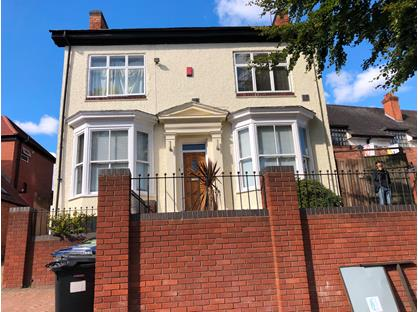 1 Bed Flat, Bristol Road, B5