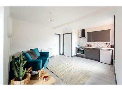 2 Bed Flat, Booth Street, OL6