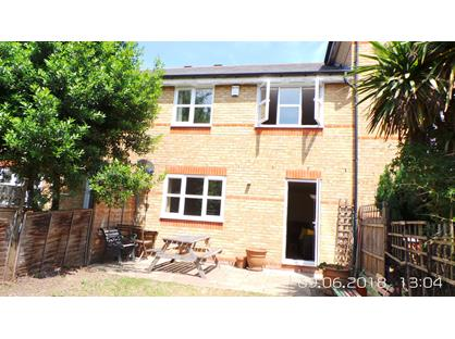 3 Bed Terraced House, Basevi Way, SE8