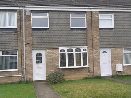 3 Bed Terraced House, Filey Close, NE23