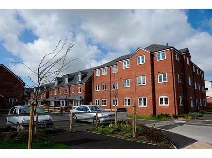 2 Bed Flat, Madeley Court, CW3