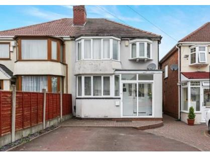 3 Bed Semi-Detached House, Partridge Road, B26