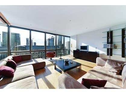 2 Bed Flat, No 1. West India Quay, E14