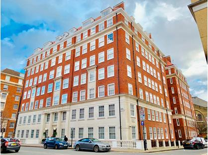 3 Bed Flat, George St, W1H