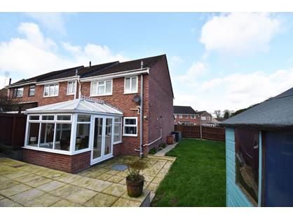 3 Bed Semi-Detached House, St. Peters Close, HR4