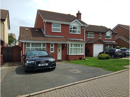 4 Bed Detached House, Stanmore Gardens, MK16