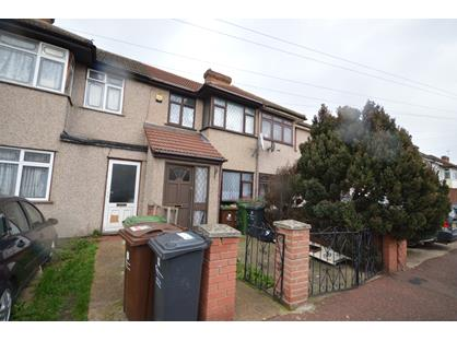 3 Bed Terraced House, Third Avenue, RM10