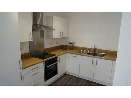 1 Bed Flat, Queens House, S1