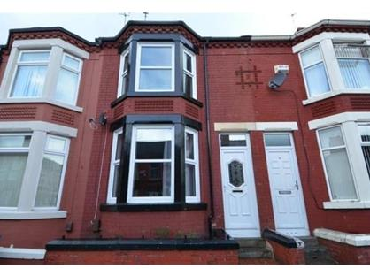 3 Bed Terraced House, Grasville Road, CH42