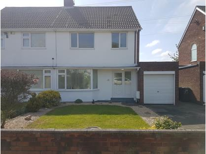 3 Bed Semi-Detached House, North Drive, SR6