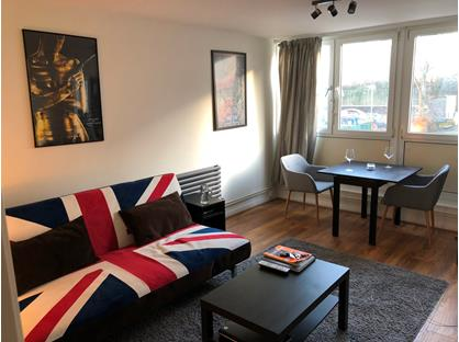 1 Bed Flat, Fenner Square, SW11