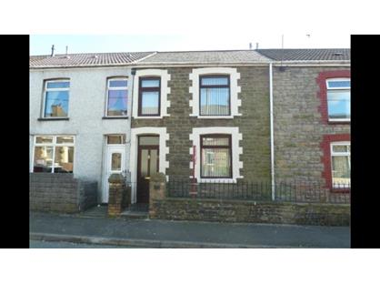 3 Bed Terraced House, Victoria Street, CF34