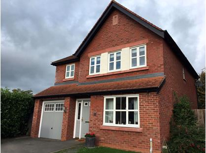 4 Bed Detached House, Brockton Meadow, SY5