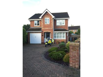 4 Bed Detached House, Shropshire Close, CW10