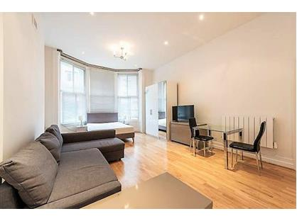 1 Bed Flat, Nottingham Place, W1U