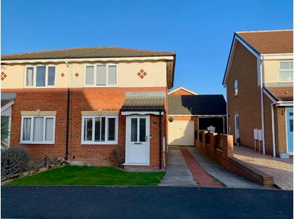 2 Bed Semi-Detached House, Thirlwall Drive, TS17