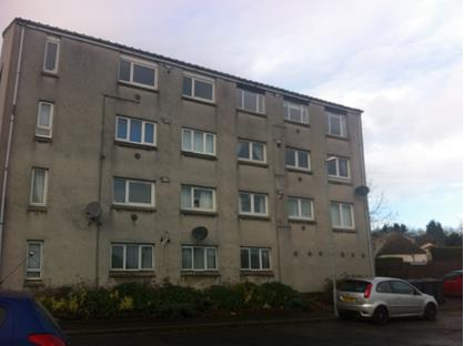 2 Bed Flat, Andrew Court, EH26