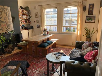 2 Bed Flat, Alexandra Road, N8