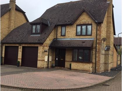 4 Bed Detached House, Chantry Close, MK17