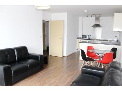 2 Bed Flat, Denmark Road, M15