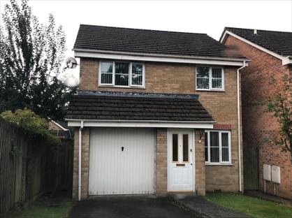3 Bed Detached House, Sycamore Avenue, SA7