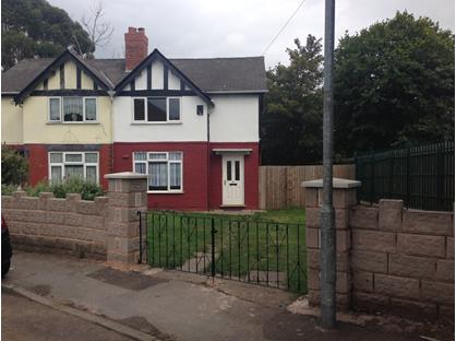 3 Bed Semi-Detached House, Masefield Road, WS3