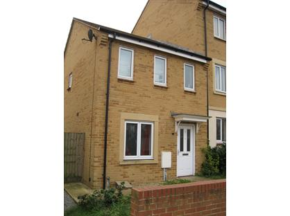 3 Bed End Terrace, Keats Court, BS7