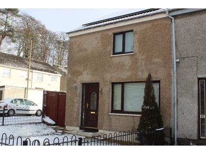 2 Bed End Terrace, Tay Court, FK10