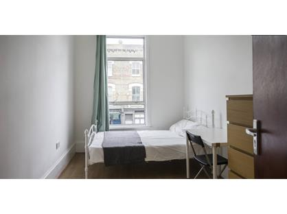 Room in a Shared House, Churchfield Road, W3