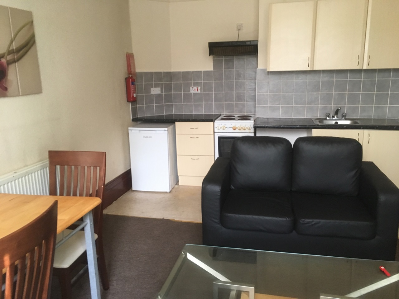 Derby 1 Bed Flat Empress Rd De23 To Rent Now For 163