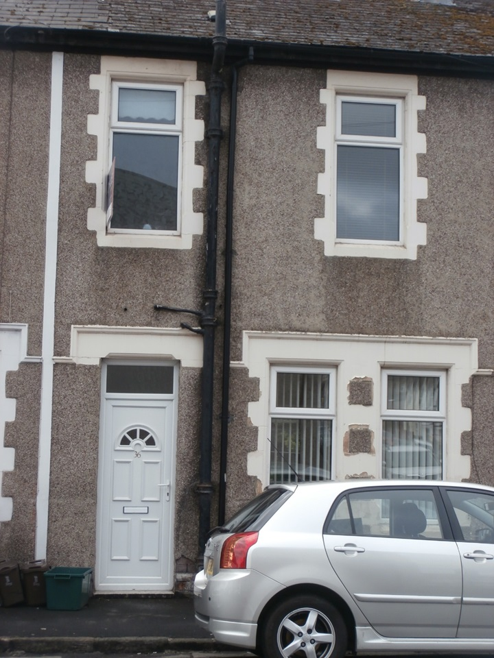 2 Bed Terraced House, Conway Road, NP19