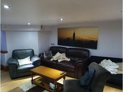4 Bed Terraced House, Fitzhamon Embankment, CF11