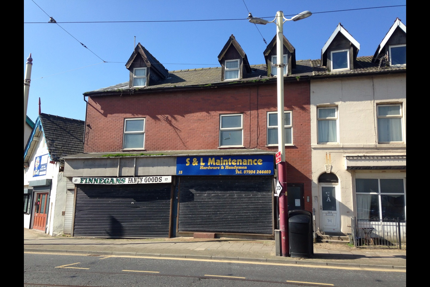Property To Rent Blackpool Fy