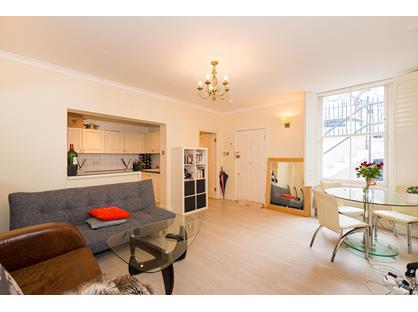 1 Bed Flat, Nevern Square, SW5