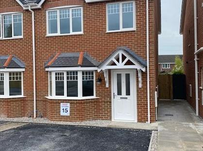 3 Bed Semi-Detached House, Hamilton Court, CH5