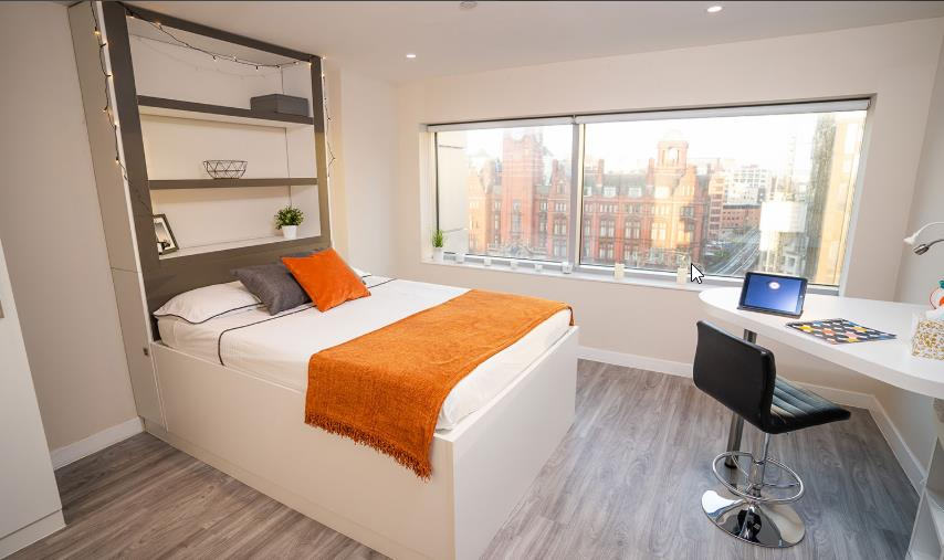 Manchester - 1 Bed Flat, Bridgewater Heights, M1 - To Rent ...