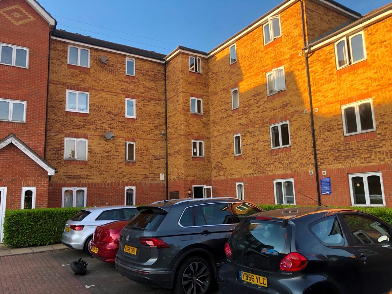 Dartford - 1 Bed Flat, Dunlop Close, DA1 - To Rent Now for ...