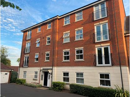 2 Bed Flat, Walnut Gardens, LE12