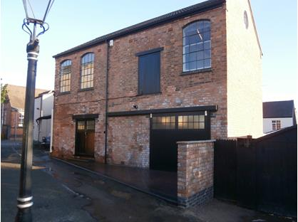 2 Bed Detached House, The Factory, LE10