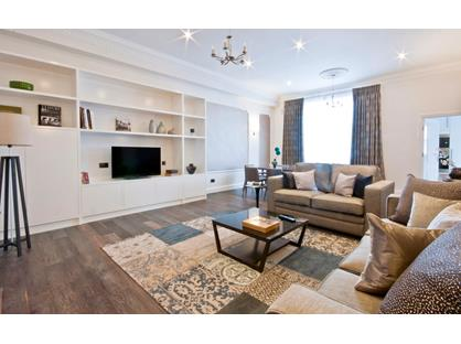 2 Bed Flat, Lariston Lodge, SW7