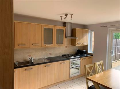 Room in a Shared House, Polruan Place, MK6