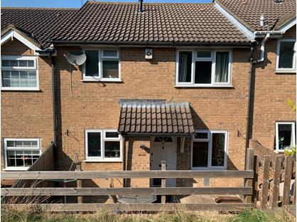 1 Bed Terraced House, Stonecross Lea, ME5