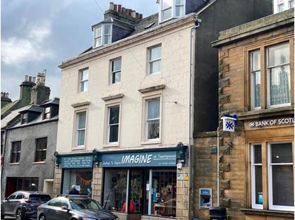 1 Bed Flat, Low Street, AB45