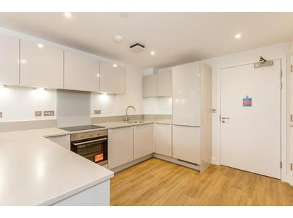 1 Bed Flat, Solstice Apartments, MK9