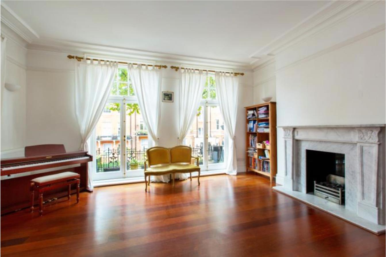 4 Bed Flat, Marlborough Mansions, NW6