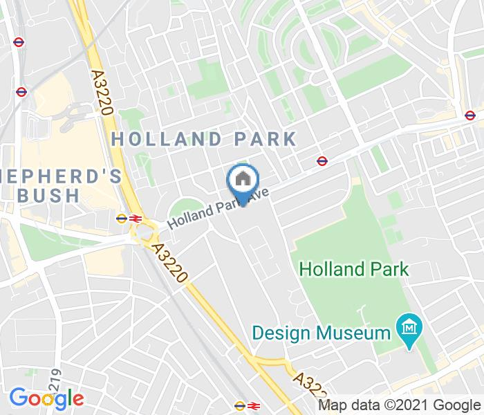 1 Bed Flat, Holland Park Avenue, W11
