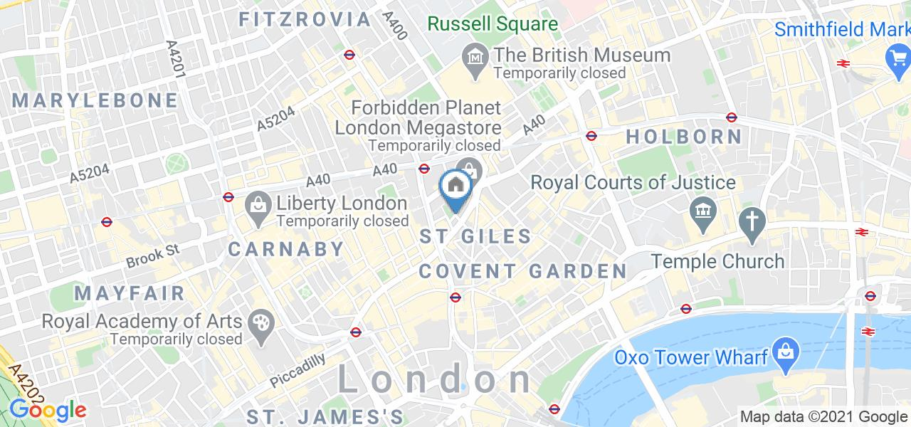 2 Bed Flat, New Compton Street, WC2H