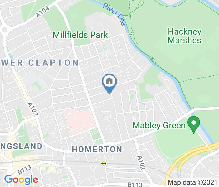 Room in a Shared House, Glyn Road, E5