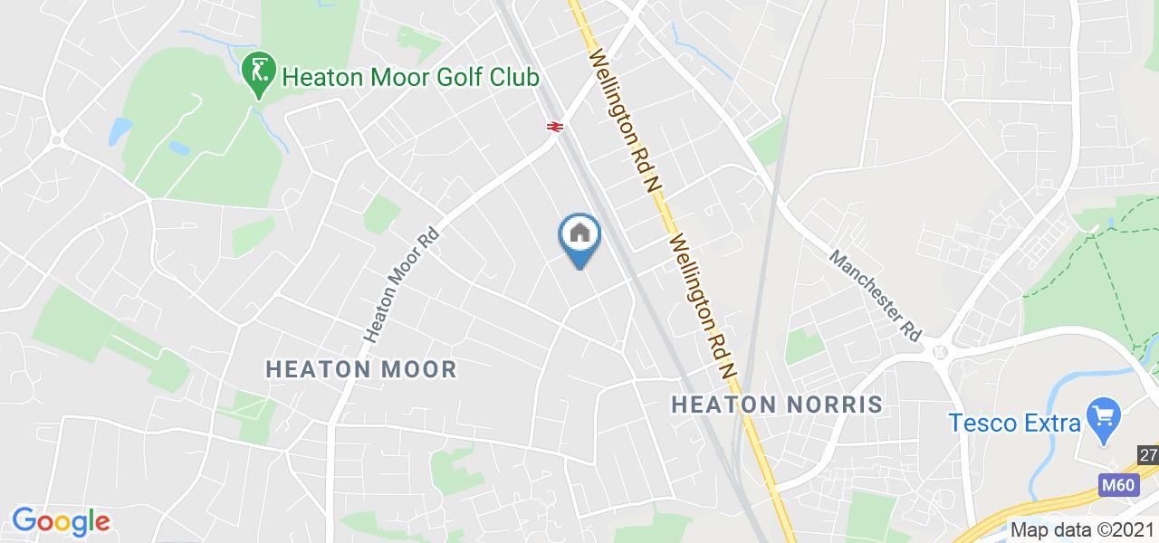 2 Bed Flat, Heaton Moor, SK4